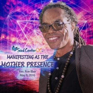 Manifesting as the Mother Presence 2