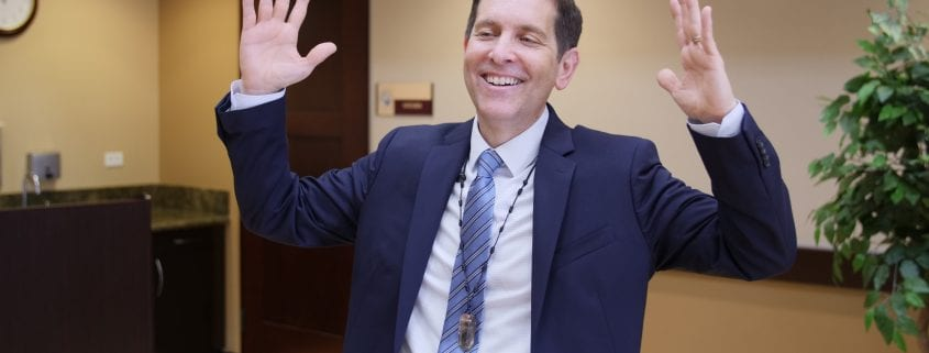Rev. Keith Horwitz Spiritual Journey