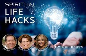 Spiritual Life Hacks Rev. Coco