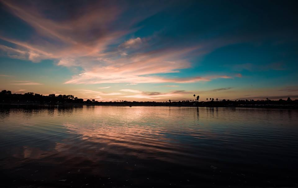 Sunset at Peace OC